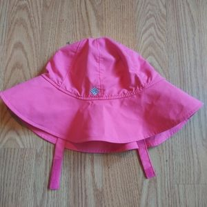 NWT Columbia Aber Falls Booney Packable Sun Hat